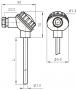 Термопреобразователи ТХА-0193, ТХК-0193, ТХК-0193А, ТХА-0193Т, ТХА-1393, ТХК-1393, ТХК-1393А