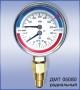 ДМТ Манометр с термометром (термоманометр)