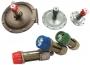 Малогабаритные датчики-реле давления и разности давлений со шкалой настройки ДЕ-57