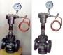 Регулятор давления прямого действия РДС-НО, РДС-НЗ и регулятор перепада давления РПДС
