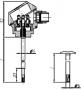 Термопреобразователи сопротивления ТСП-0196-10, ТСП-0196-11, ТСП-0196-12, ТСП-0196-12-1