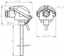 Термопреобразователи сопротивления ТСМ-1293, ТСП-1293