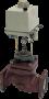 КЗР Автоматический запорно-регулирующий односедельный гидроклапан
