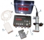 Электронный индикатор веса ИВЭ-50
