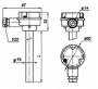 Термопреобразователи ТХА-0192-М, ТХА-0192-ТМ, ТХА-0192-Т1М, ТХА-0192-Т2М, ТХА-0192-Т3М, ТХА-0192-Т4М