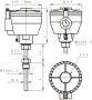 Термопреобразователи сопротивления ТСП-0595-01, ТСМ-0595-01