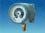 ДМ2010СгОШ, ДВ2010СгОШ, ДА2010СгОШ Манометр, вакуумметр и мановакуумметр показывающий сигнализирующий с осевым расположением штуцера